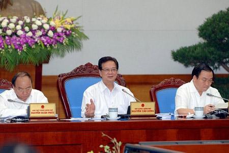 Thủ tướng: Thực hiện giải pháp hỗ trợ DN bị gây rối - 1