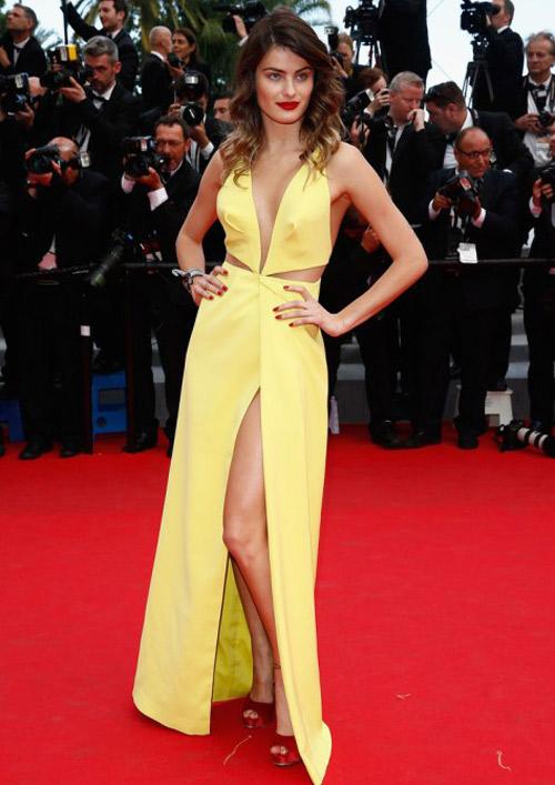Những nàng tiên giáng trần tại Cannes - 1