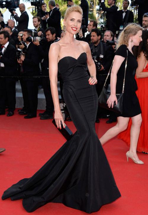 Những nàng tiên giáng trần tại Cannes - 4