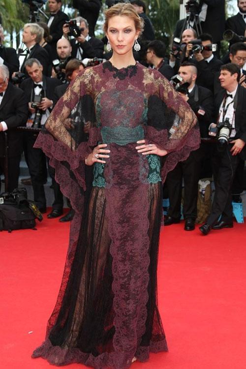 Những nàng tiên giáng trần tại Cannes - 3