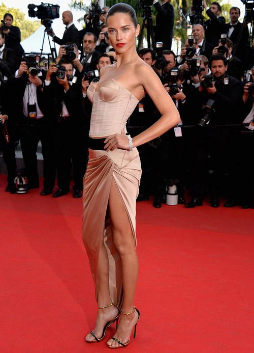 Những nàng tiên giáng trần tại Cannes - 5