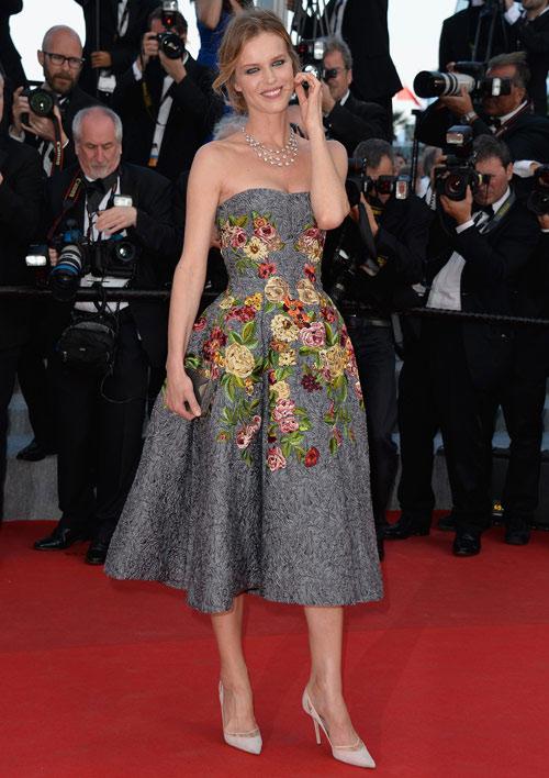 Những nàng tiên giáng trần tại Cannes - 7