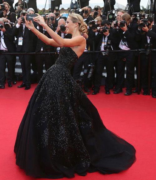 Những nàng tiên giáng trần tại Cannes - 11