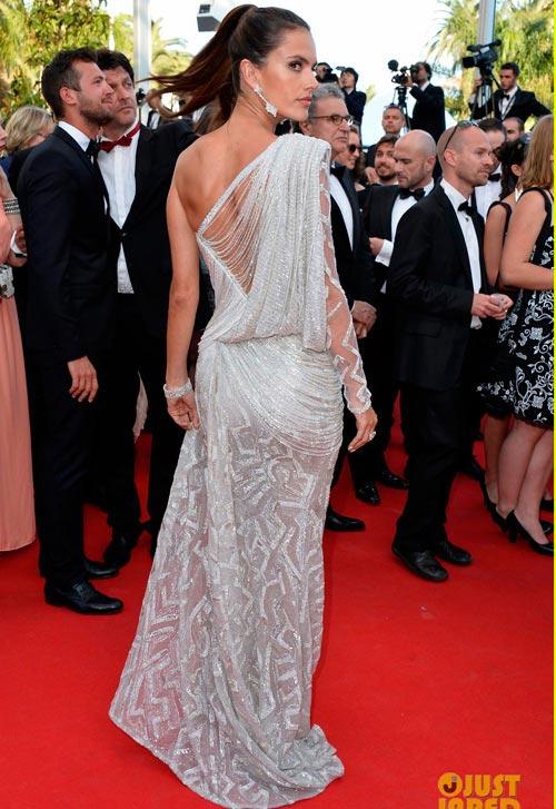 Những nàng tiên giáng trần tại Cannes - 9