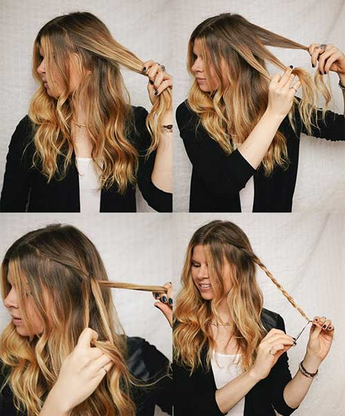 Những tạo dáng tóc không nên bỏ qua với phái đẹp - 1
