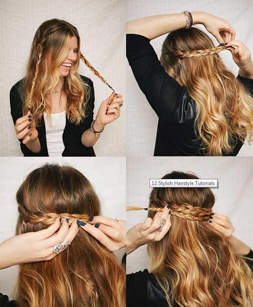 Những tạo dáng tóc không nên bỏ qua với phái đẹp - 2