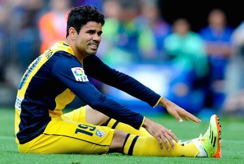 Atletico & CK C1: Không Costa, không vấn đề - 1