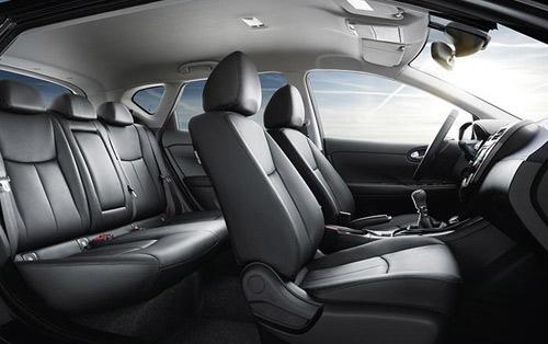 Ra mắt Nissan Pulsar, công nghệ thông minh - 14