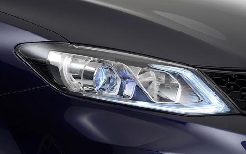 Ra mắt Nissan Pulsar, công nghệ thông minh - 9
