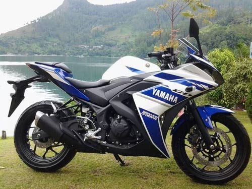 Yamaha R25 thiết kế đẹp, giá 98 triệu đồng - 1