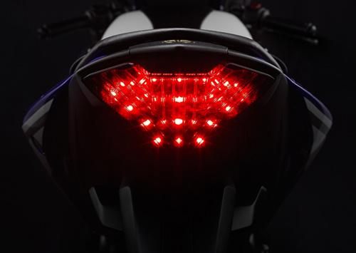 Yamaha R25 thiết kế đẹp, giá 98 triệu đồng - 4