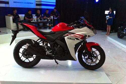 Yamaha R25 thiết kế đẹp, giá 98 triệu đồng - 5