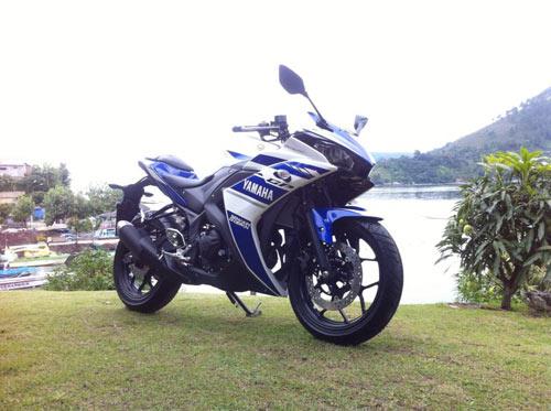 Yamaha R25 thiết kế đẹp, giá 98 triệu đồng - 6