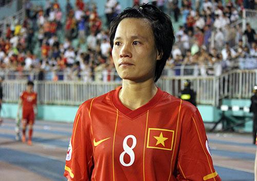 ĐT nữ Việt Nam: Nước mắt lại rơi trước người Thái - 10