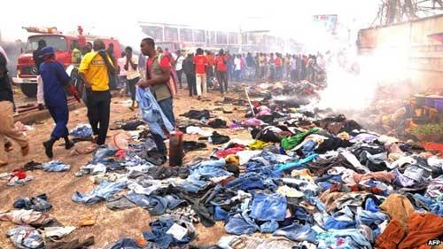 Nhóm khủng bố Boko Haram tiếp tục gây tội ác ghê rợn - 2