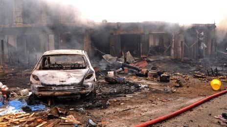Nhóm khủng bố Boko Haram tiếp tục gây tội ác ghê rợn - 1