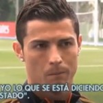 Bóng đá - Ronaldo nổi giận trước ống kính truyền hình
