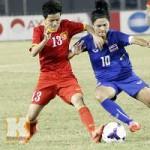 Bóng đá - 3 trận xả thân của ĐT nữ VN trước CK với người Thái