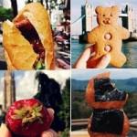 Bạn trẻ - Cuộc sống - Cô gái đi khắp thế giới để... chụp ảnh món ăn