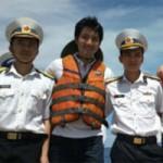 Nguyễn Phi Hùng và kỷ niệm bão táp ở Trường Sa