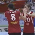 Thể thao - Việt Nam thắng Kazakhstan giành ngôi nhất bảng VTV Cup