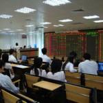 Tài chính - Bất động sản - Cổ phiếu bất động sản lại tăng vọt