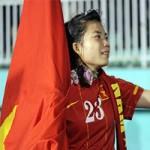 Bóng đá Việt Nam - ĐT nữ Việt Nam: Nước mắt lại rơi trước người Thái