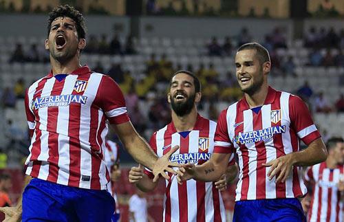 Giải mã sức mạnh của Atletico Madrid - 3