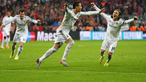 Real - Atletico: Đường đến thành Lisbon - 3