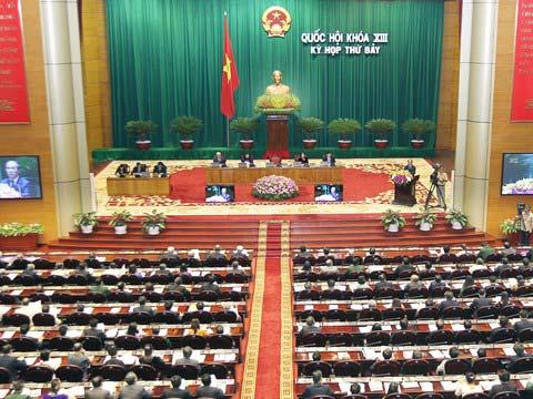 Quốc hội Việt Nam yêu cầu Trung Quốc rút giàn khoan - 1