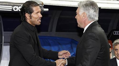 Ancelotti – Simeone: Cuộc gặp gỡ định mệnh - 2