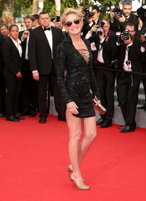 """Hoa hậu, siêu mẫu """"đánh cắp"""" thảm đỏ Cannes ngày 8 - 14"""