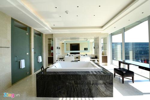 Phòng tổng thống 140 triệu đồng/đêm tại khách sạn con rồng - 11