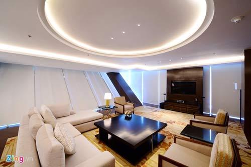 Phòng tổng thống 140 triệu đồng/đêm tại khách sạn con rồng - 3