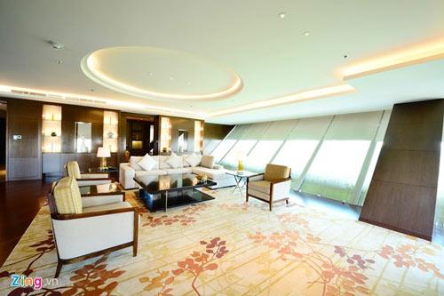 Phòng tổng thống 140 triệu đồng/đêm tại khách sạn con rồng - 4