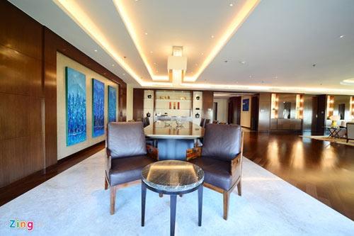 Phòng tổng thống 140 triệu đồng/đêm tại khách sạn con rồng - 5