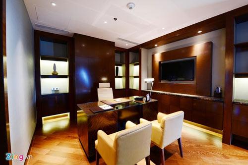 Phòng tổng thống 140 triệu đồng/đêm tại khách sạn con rồng - 8