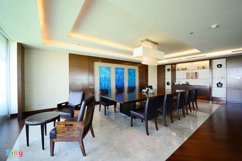 Phòng tổng thống 140 triệu đồng/đêm tại khách sạn con rồng - 9