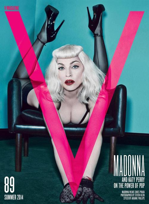 Sốc: Madonna, Katy Perry làm cặp đôi chủ-nô tình dục - 2