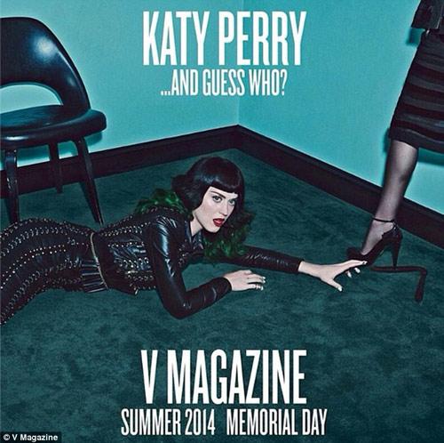 Sốc: Madonna, Katy Perry làm cặp đôi chủ-nô tình dục - 6