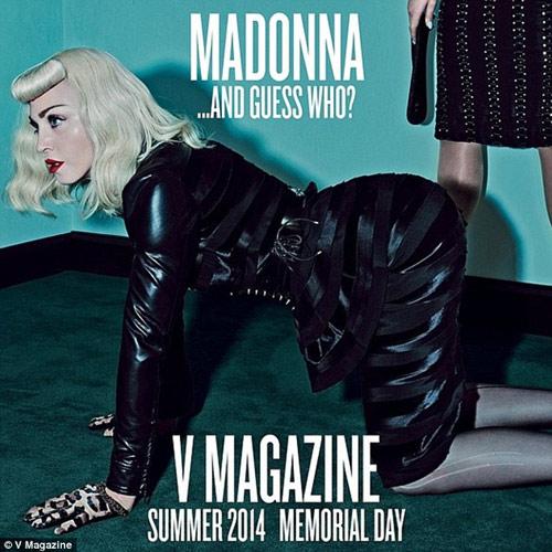 Sốc: Madonna, Katy Perry làm cặp đôi chủ-nô tình dục - 5