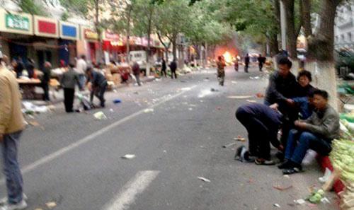 Đánh bom kinh hoàng ở Tân Cương qua lời nhân chứng - 1