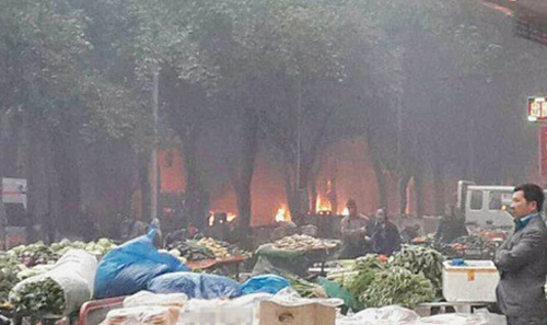 Đánh bom kinh hoàng ở Tân Cương qua lời nhân chứng - 3
