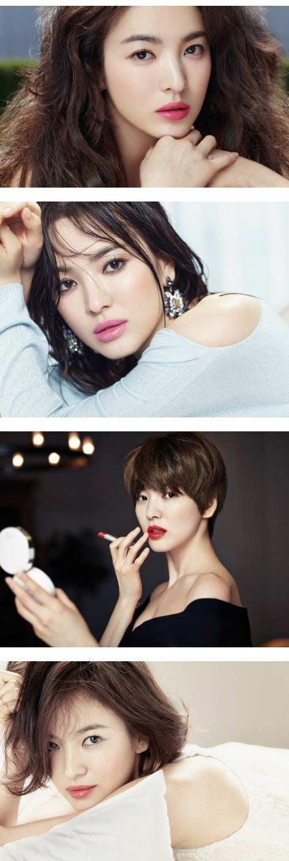 Song Hye Kyo hấp dẫn với đôi môi mời gọi - 3