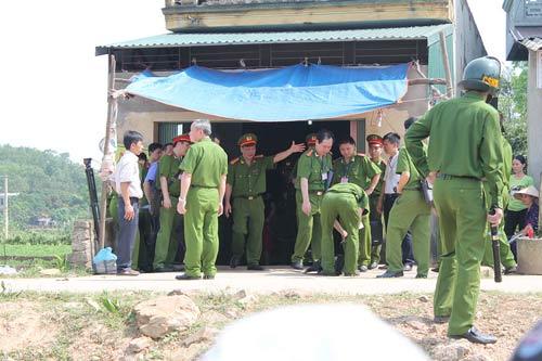 """Thực nghiệm hiện trường vụ """"án oan Nguyễn Thanh Chấn"""" - 6"""