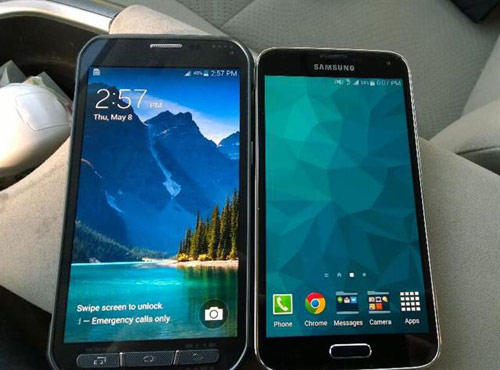 Lộ video Galaxy S5 Active: thiết kế nam tính - 2