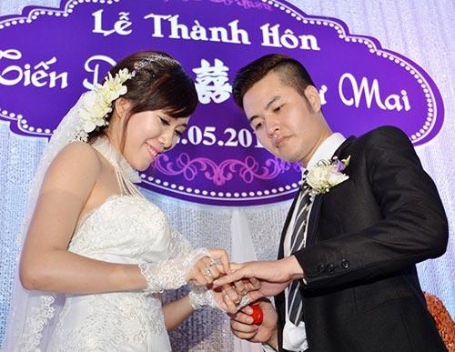 Hot girl Mai Thỏ rạng rỡ trong lễ cưới - 5