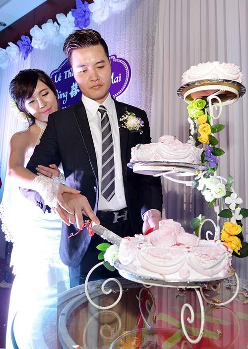 Hot girl Mai Thỏ rạng rỡ trong lễ cưới - 8