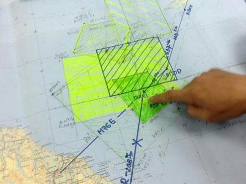 Maylaysia không cáo buộc VN chậm liên lạc vụ MH370 - 1