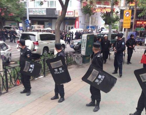 Đánh bom Tân Cương: An ninh Trung Quốc bất lực? - 2